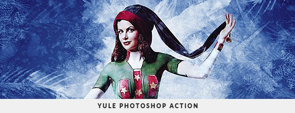 Painting 2 Photoshop Action Bundle - 56