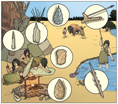 Resultado de imagen para la humanidad primitiva
