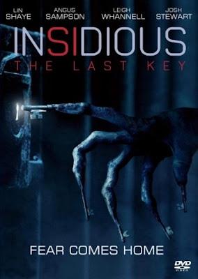 Insidious: The Last Key [2018] Final [NTSC/DVDR] Ingles, Español Latino