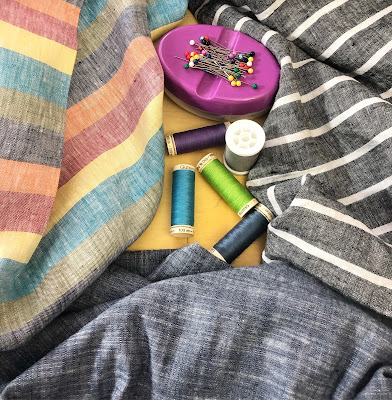 Linen Play !  - Lounge/Streetwear