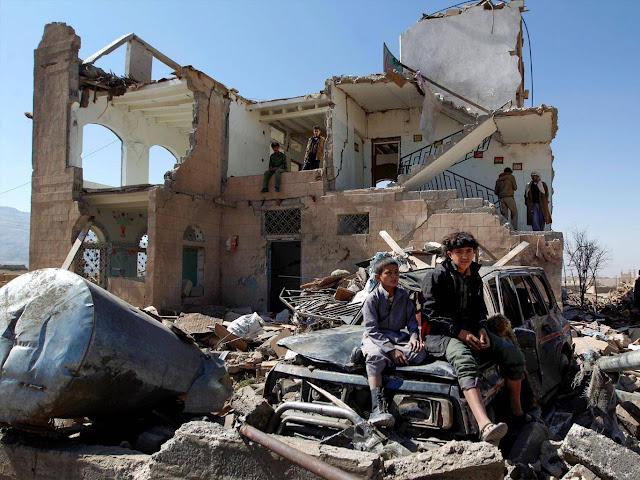 Yemen airstrike by us