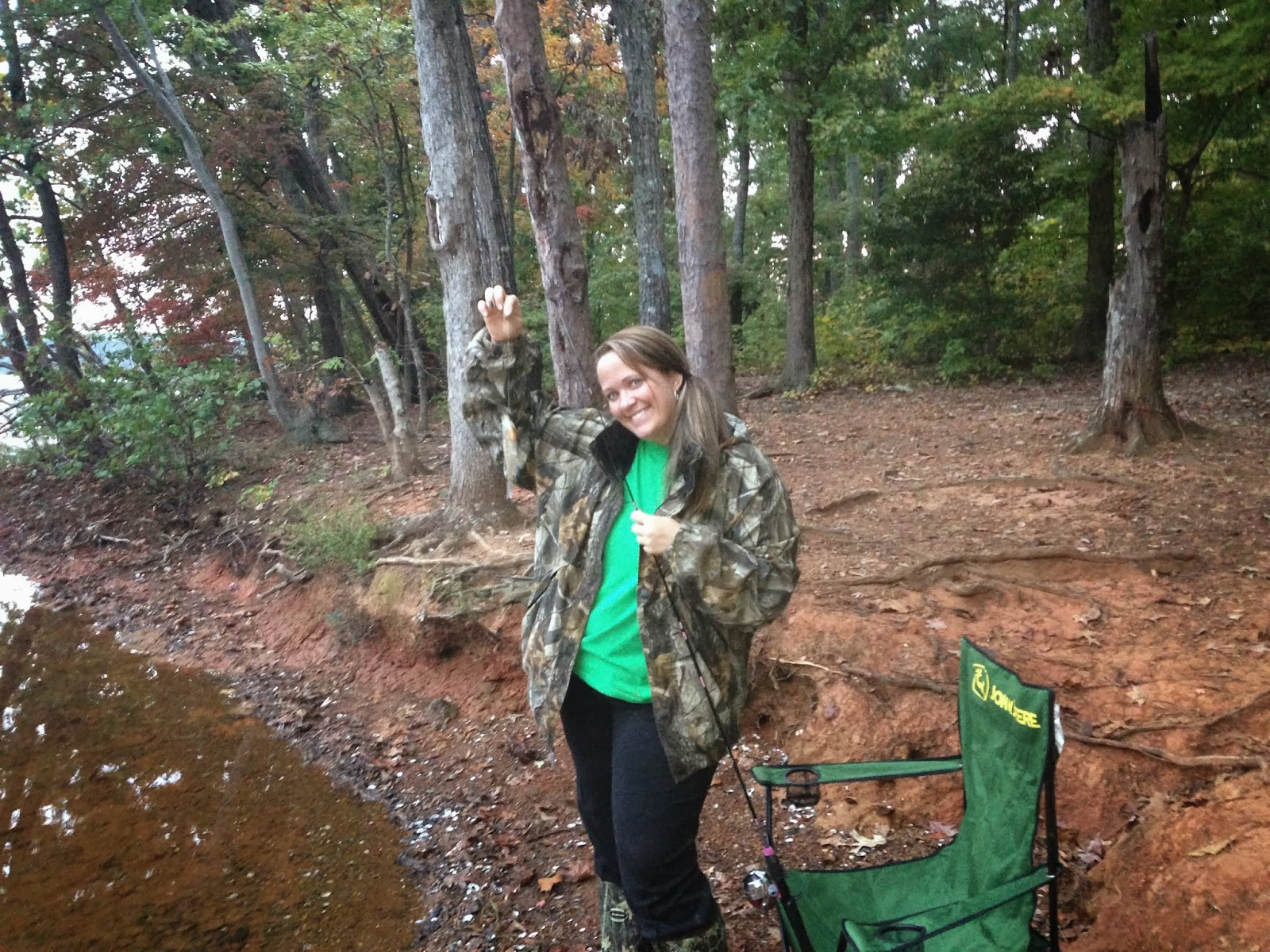 NC BACKCOUNTRY: BADIN LAKE CAMPGROUND IN THE UWHARRIE ...