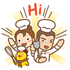 Chef Best, Chef Tip, and Cook Lip
