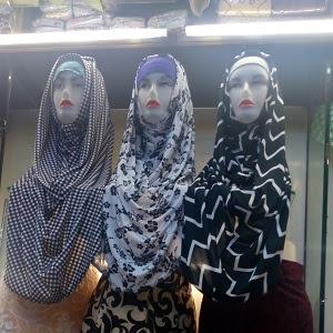 Grosir Hijab Monochrome Long Hoodie