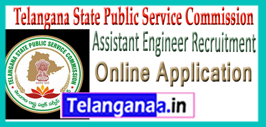 TSPSC AE Recruitment Notification Online Application 2018