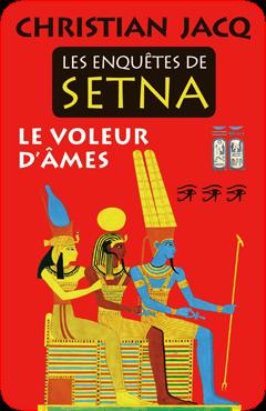 Les Enquêtes de Stena, tome 3 : Le voleur d'âmes de Christian Jacq