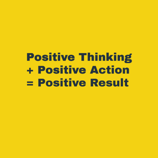 posiyive thinnking Collaborative performance with a positive thinking mindset, providing innovative tech solutions with committed co-workers positive thinking company.