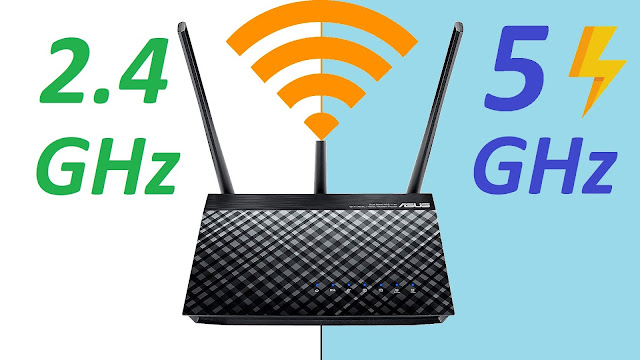 DUAL BAND WIFI ROUTER 2.4 GHz or 5 GHz : What wifi band to use?