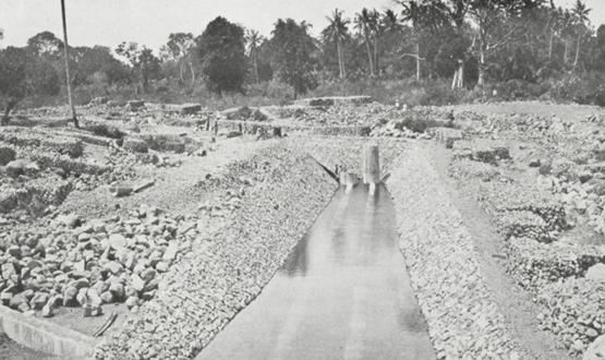 Pengembangan mata air Ciburial Ciomas pada tahun 1920