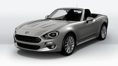 new version FIAT 124 Spider Hd Image