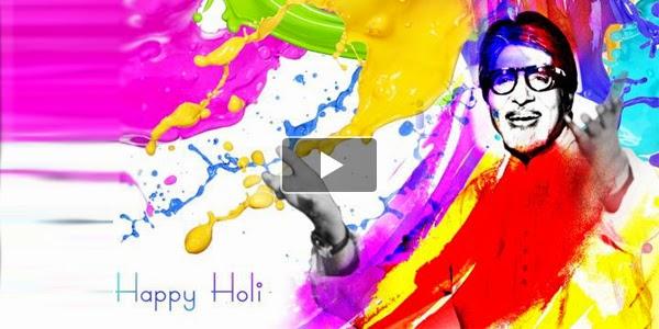 Listen to Holi Special Songs on Raaga.com