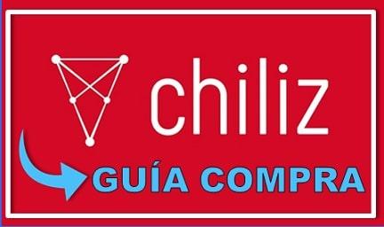 Comprar y Guardar Moneda CHILIZ (CHZ) Tutorial Paso a Paso