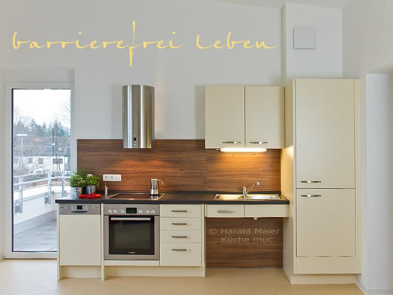 Wir Renovieren Ihre Küche : Kueche Barrierefrei