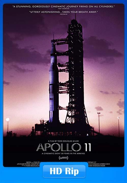 Apollo 11 2019 720p BluRay x264 | 480p 300MB | 100MB HEVC Poster