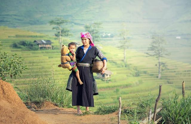 рождаемость в Китае, одна семья - один ребенок, демография Китая