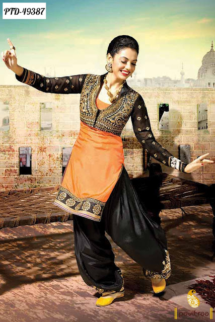 Punjabi Patiala Salwar Suits Online Shopping