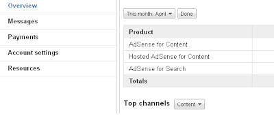 Hosted AdSense for YouTube stopped counting earnings
