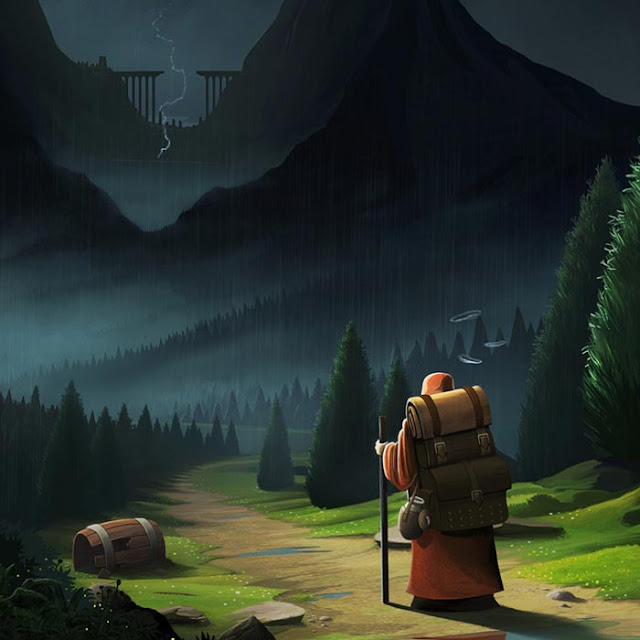 Adventure Wallpaper Engine