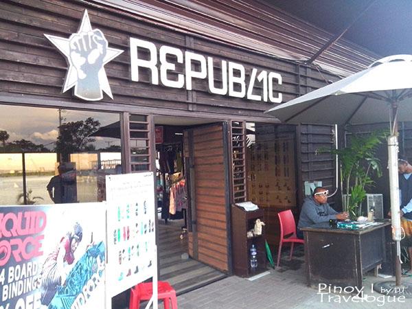Republic Wakepark in Nuvali, Laguna