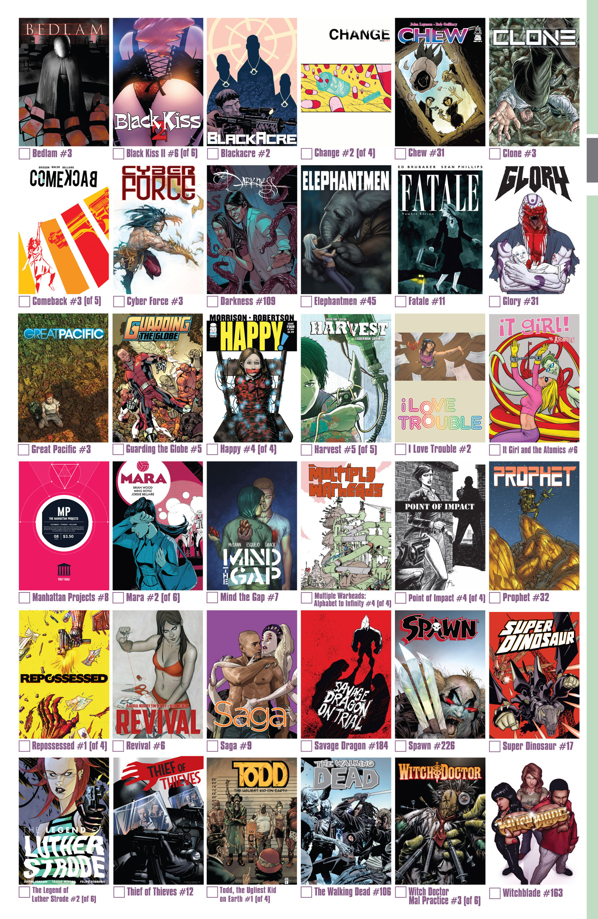 Read online Artifacts comic -  Issue #24 - 26