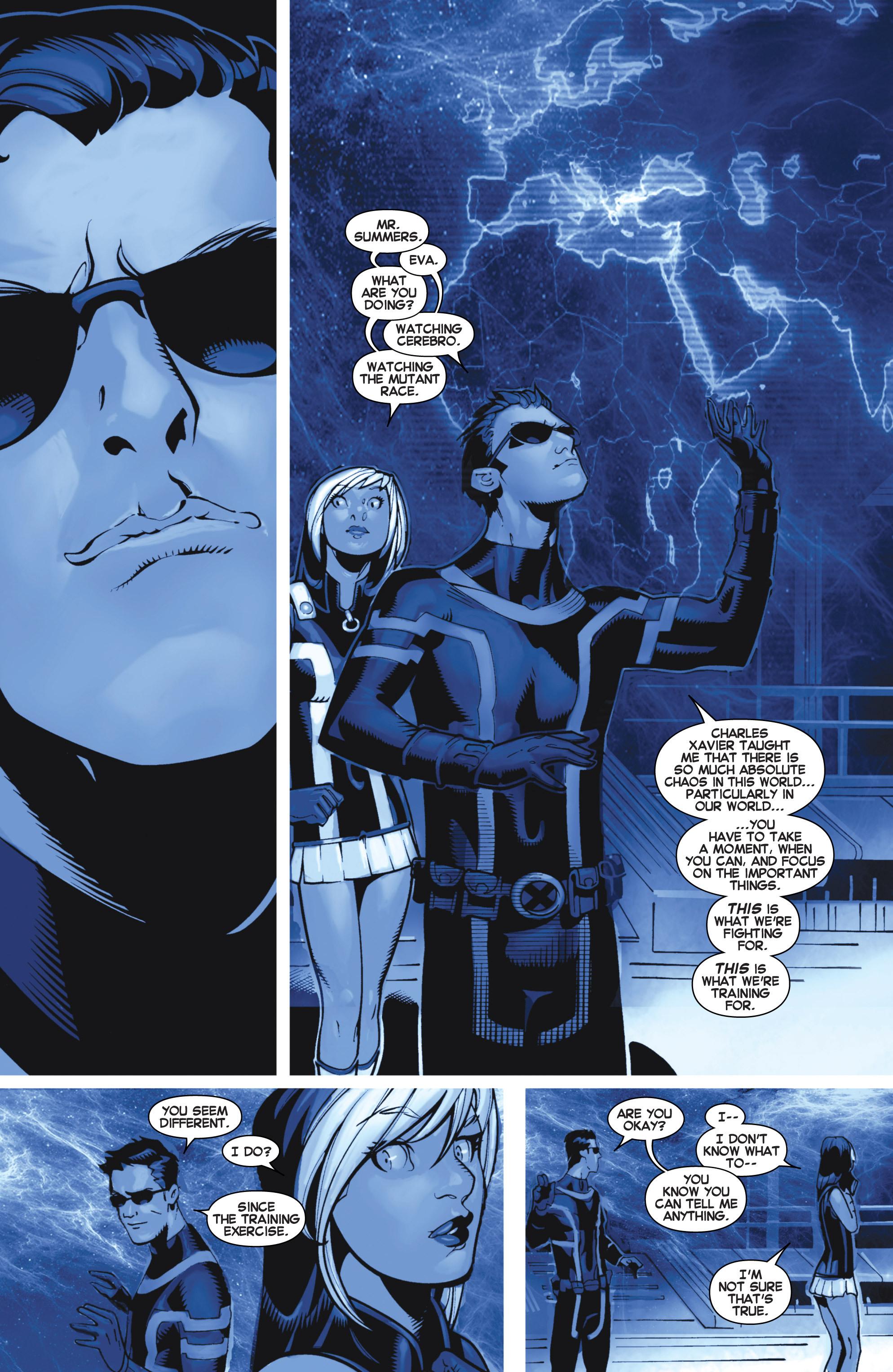 Read online Uncanny X-Men (2013) comic -  Issue # _TPB 4 - vs. S.H.I.E.L.D - 11