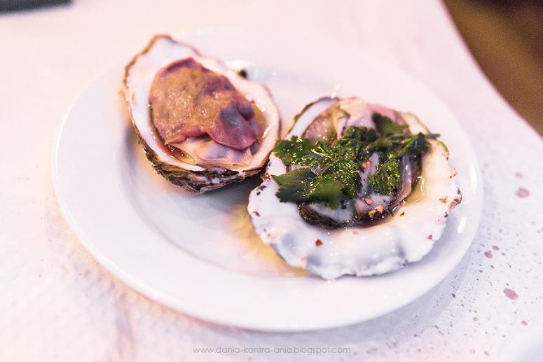 francuska restauracja ostrygi w Krakowie