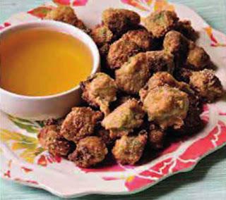 cornmeal crusted fried okra recipe