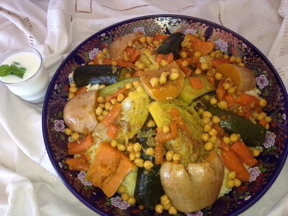 Entrecalderos blog de divulgaci n gastron mica cusc s - Cordero estilo marroqui ...