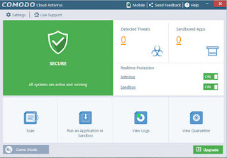 Comodo Cloud Antivirus 1.9.412027.469 Multilingual