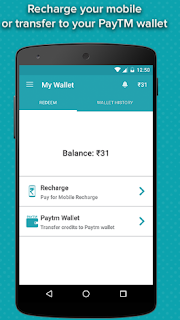 Cashboss transfer free Paytm cash or Recharge