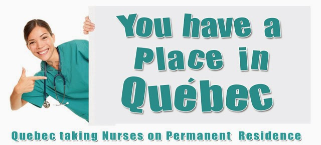 Nurses Quebec