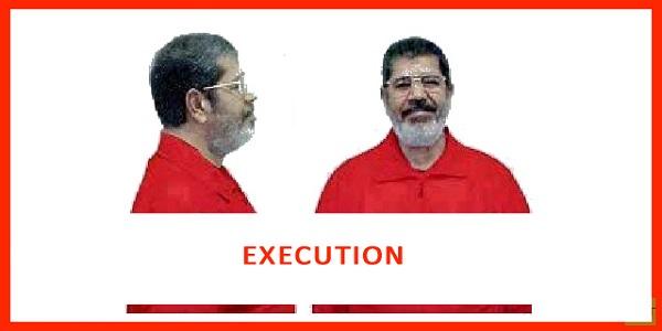 مد أجل الحكم على مرسى  بقضية التخابر مع قطر لـجلسة7 مايو