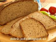 Kapustový kváskový chlieb - recept