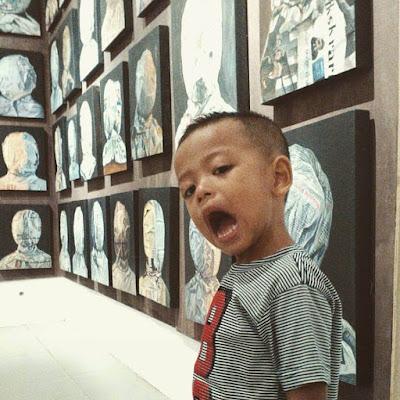 Tips ke Museum dengan Anak
