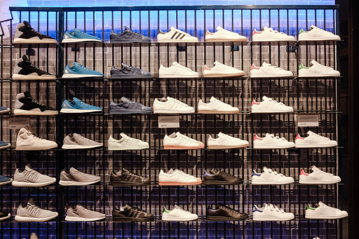 the latest 12c4a 829fc ... the opening of Neighborhood in Manila, adidas Originals launched eleven  of the NMDs new colorways for sneaker enthusiasts to take to the streets.