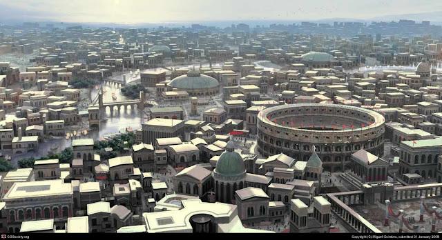 Antigua Roma y usucapion