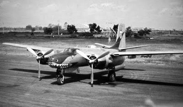 B-26 Invader TNI AU