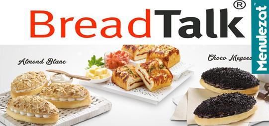 Daftar Harga Menu Kue Cake BreadTalk Delivery Terbaru