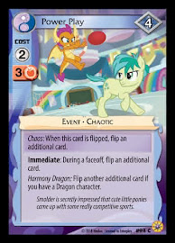 My Little Pony Power Play Friends Forever CCG Card