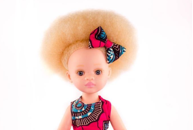In A World Full Of Myths & Stereotypes About Albinism; Zuri Doll Epitomizes Representation