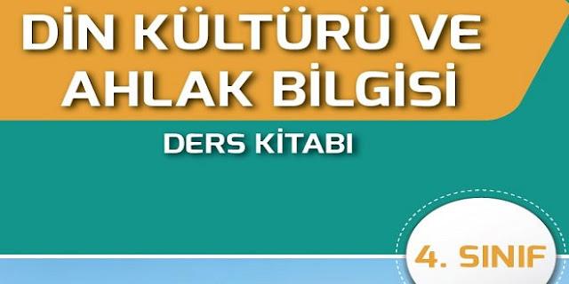 4. Sınıf Din Kültürü İlke Yayınları