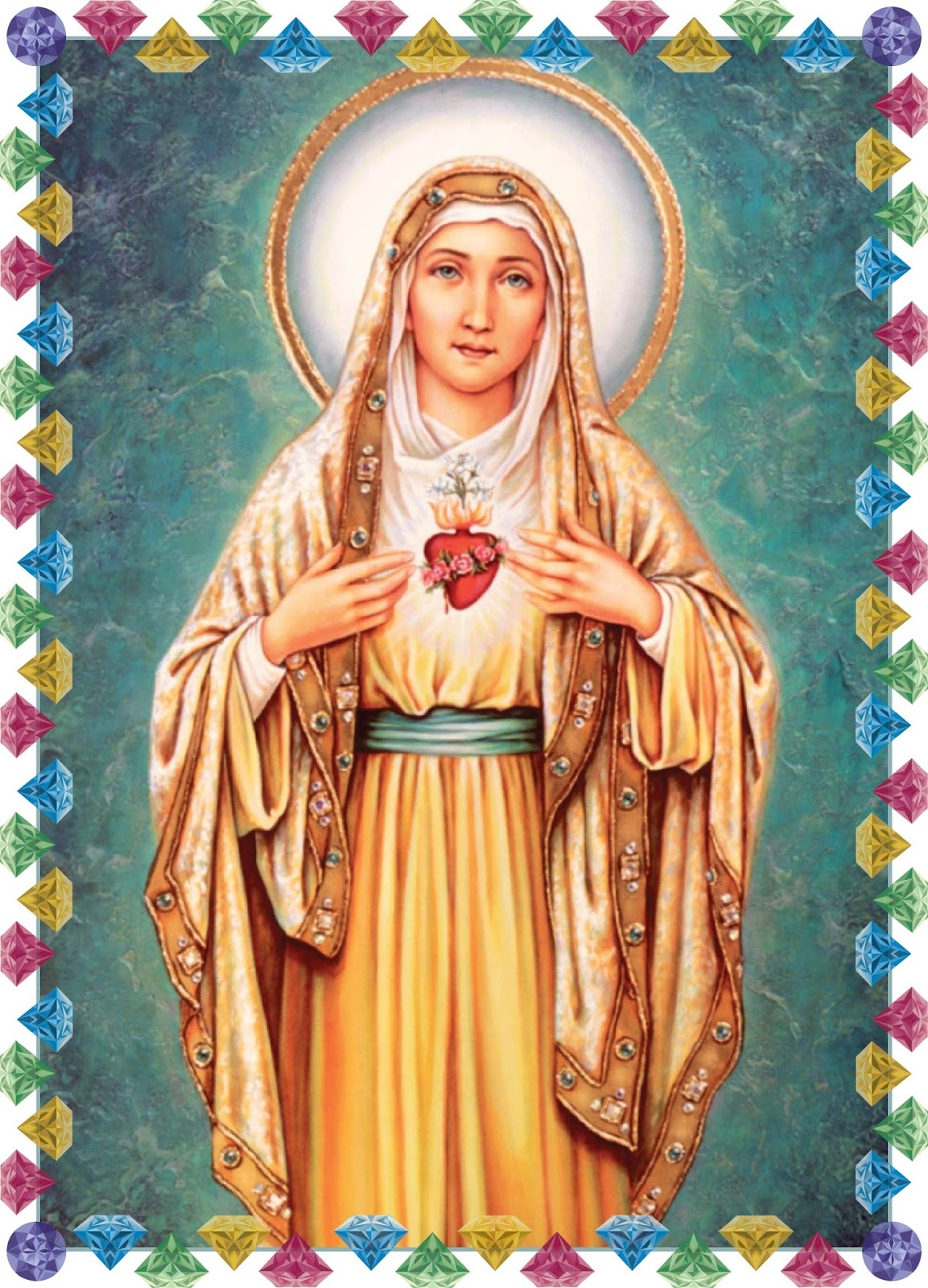Imitating Christ's Humility: FEAST OF THE IMMACULATE HEART ...