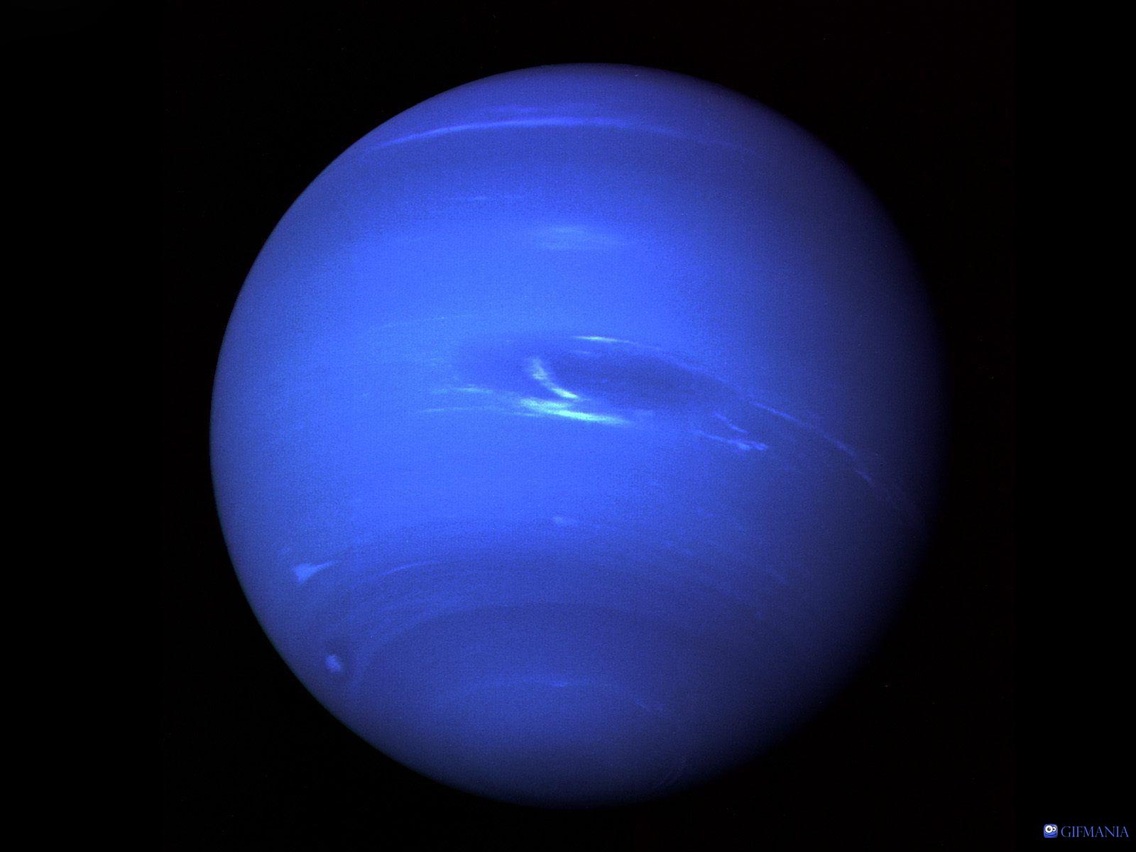 El Bal de la Astronoma IMAGEN DE NEPTUNO