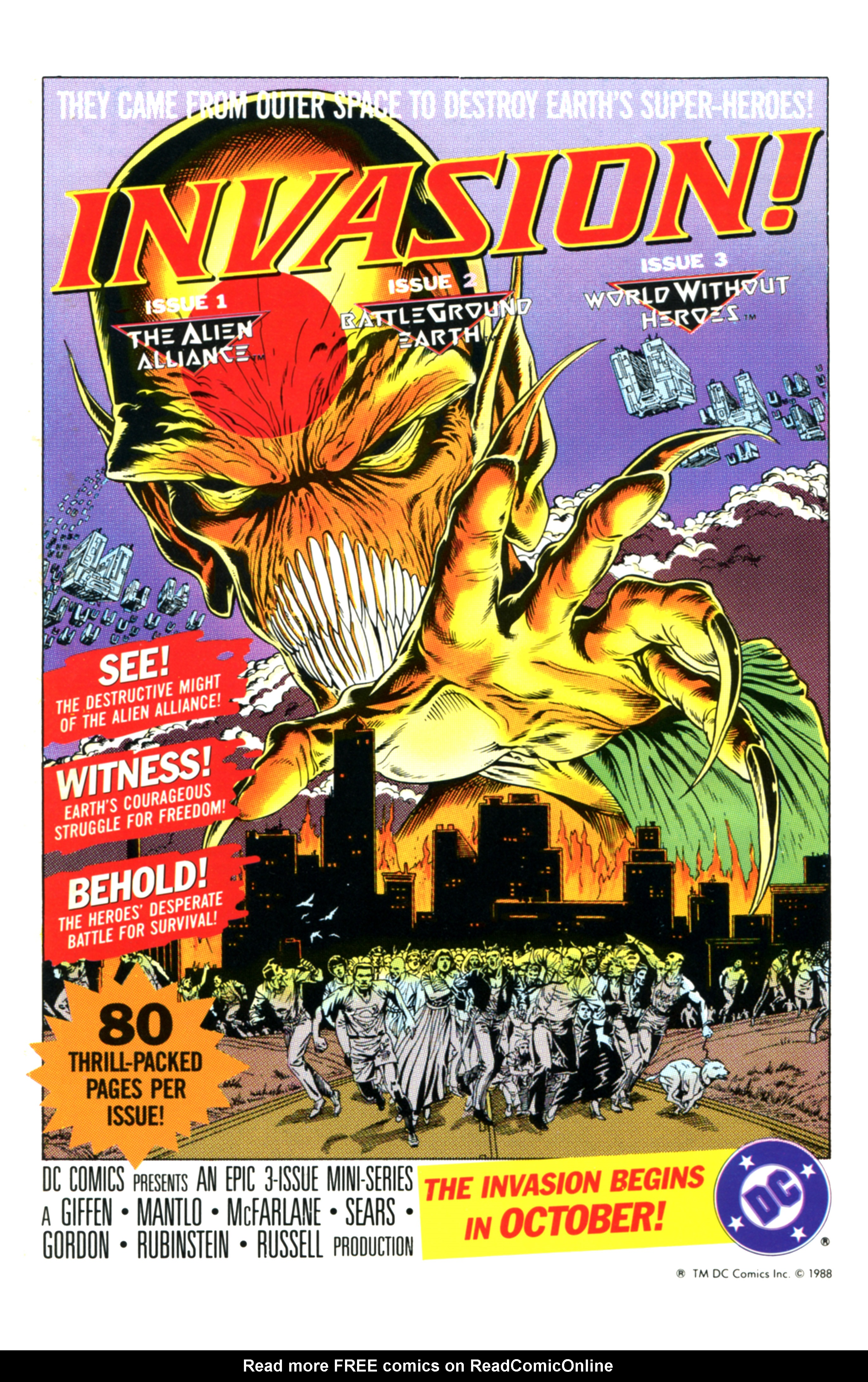 Read online Amazing Heroes comic -  Issue #151 - 43