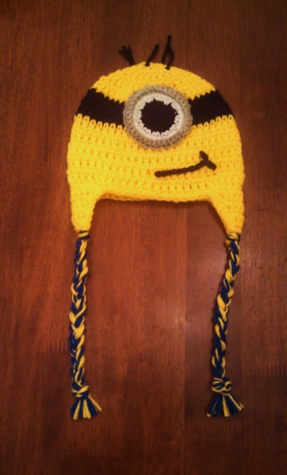 Butterfly s Creations  Minion Beanies 93dec6ffc2f7