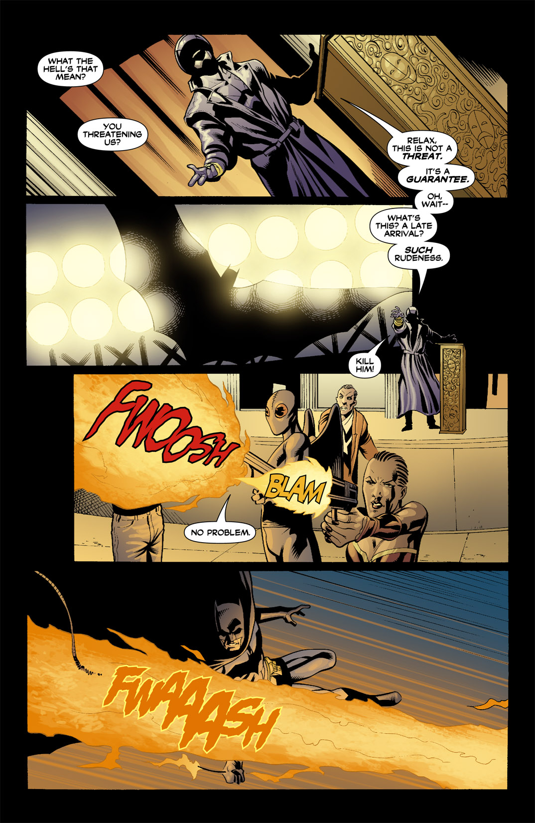 Detective Comics (1937) 799 Page 10