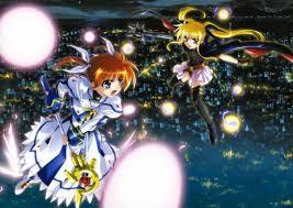 Hình ảnh Mahou Shoujo Lyrical Nanoha SS2