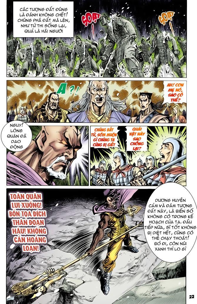 Đại Đường Uy Long chapter 56 trang 22