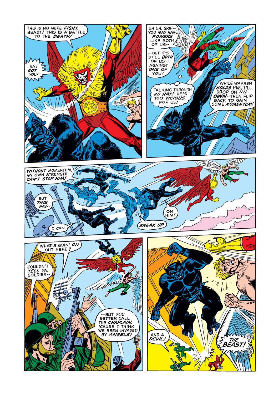 Read online Amazing Adventures (1970) comic -  Issue #15 - 18