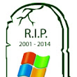 Windows XP inside last year of support................... Do you still use it ? Time to think ahead.